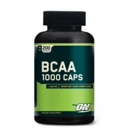 Optimum BCAA 1000 400 капс