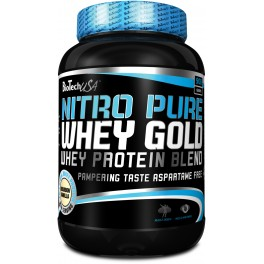 Biotech Nitro Pure Whey Gold  0,9 кг