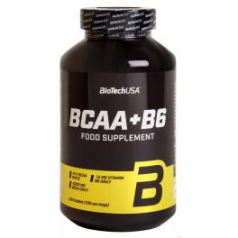 Biotech BCAA + B6 200 табл